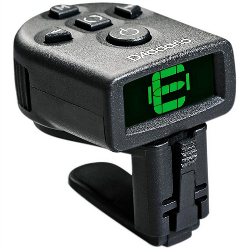Planet Waves D'Addario PW-CT-12 NS Micro Headstock Tuner